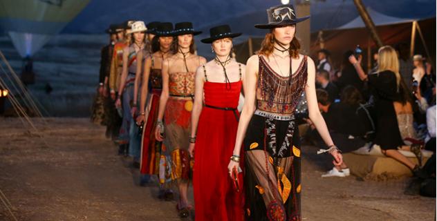 Christian Dior organise pour la première fois un défilé au Maroc