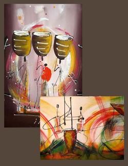 Les artistes peintres sénégalais