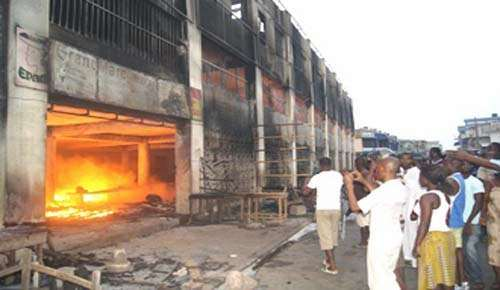 Togo : levée d'inculpations dans l'affaire des incendies des marchés de Lomé et de Kara