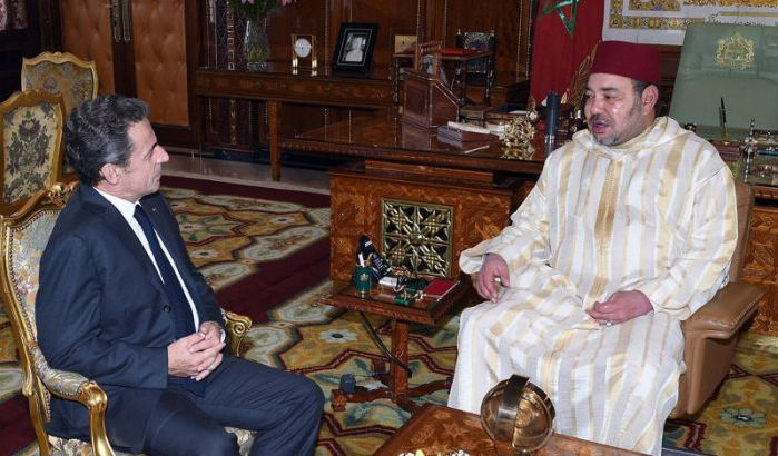 Nicolas Sarkozy encense le Maroc et titille l'Algérie
