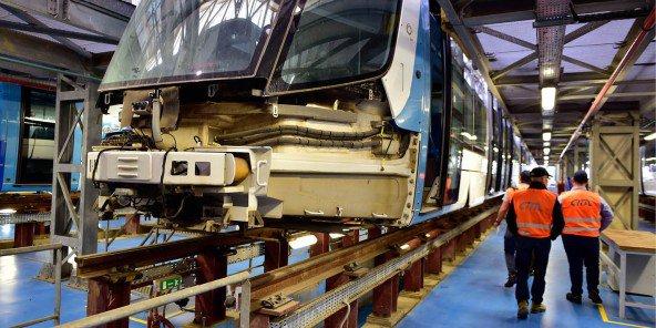 Transports : 687 millions d'euros mobilisés pour le train express de Dakar