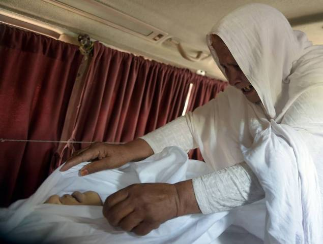 Une jeune Pakistanais brûlée vive pour avoir refusé une demande en mariage