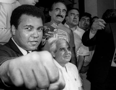 Mohamed Ali, légende de la boxe, est décédé à l'âge de 74 ans