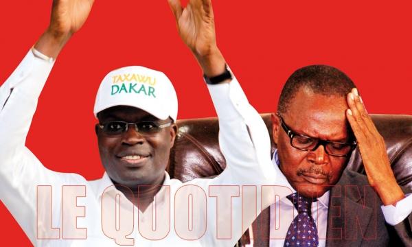 HCCT And taxawu Dakar rafle les 3 sièges : UNE VICTOIRE CAPITALE – Tanor perd son pari face à Khalifa