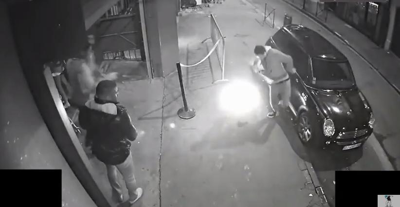 Vidéo: Sa cigarette électronique explose dans sa poche, il est brûlé au second degré