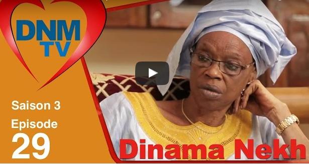 Dinama Nekh – saison 3 – épisode 29
