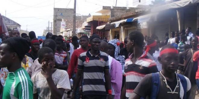 Insécurité: Aprés la mort d'un des leurs, la population de Keur Massar éxige un commissariat