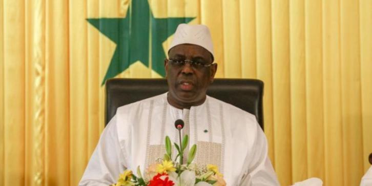 Macky Sall s'incline devant la mémoire des deux militaires tués en Casamance