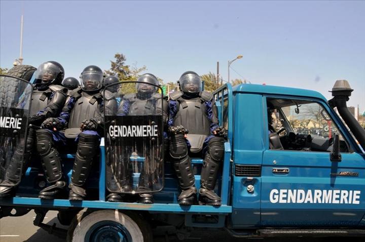 La manifestation contre la pénurie d'eau à Cap-Skrring : La gendarmerie appelle au calme