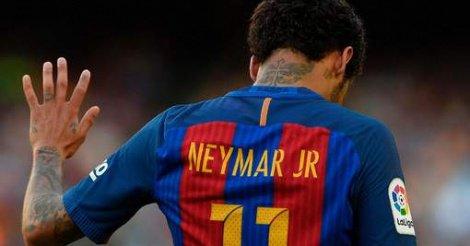 Neymar encore absent du groupe parisien pour le déplacement à Rennes