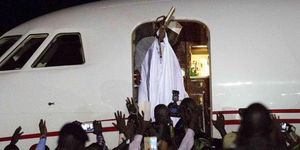 YAYA Djammeh : veut retourner en Gambie
