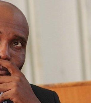 Barthélémy Dias: «Macky Sall a droit à un troisième mandat…»