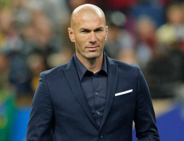 Zidane sur les 8ème de finale de la ligue des champions