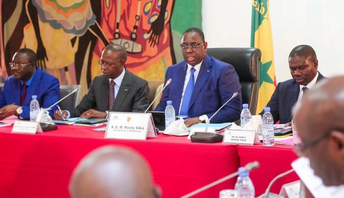 Communique du Conseil des ministres du 30 janvier 2019