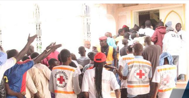La croix-Rouge mobilise 200 volontaires pour la campagne de sensibilisation contre le coronavirus
