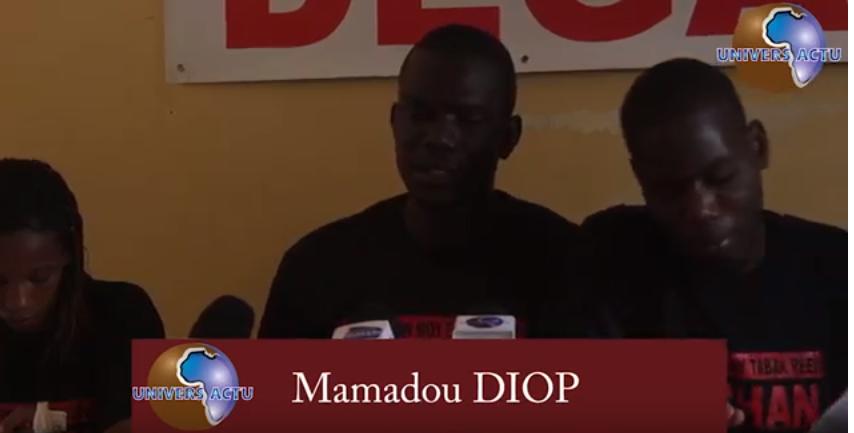 Mamadou Diop membre de l'Unacois « le gouvernement a piégé les commerçants»