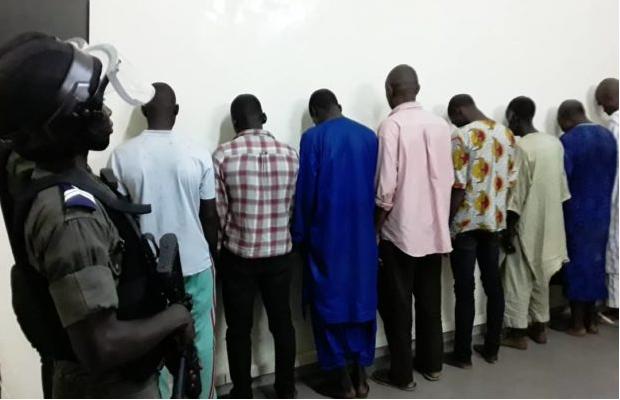 L'insécurité À Dakar, Thiès, Mbour Et Kaolack