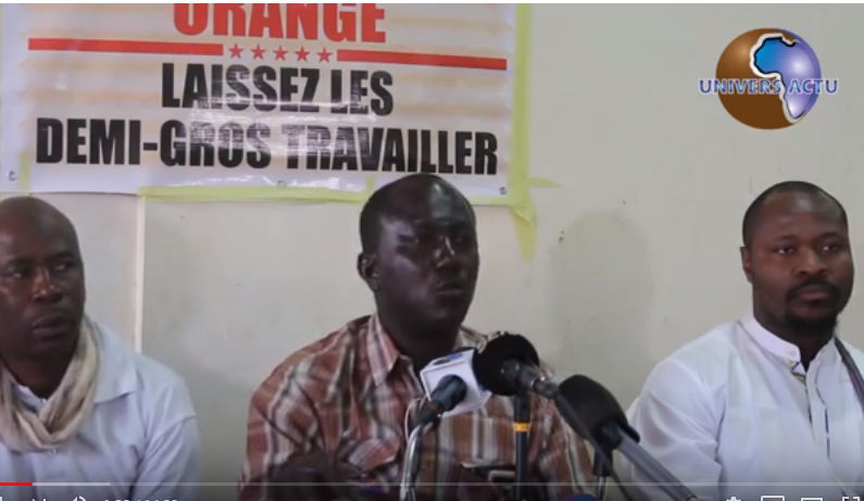Orange Sénégal impose le zoning aux distributeurs, qui boycottent (wolof)