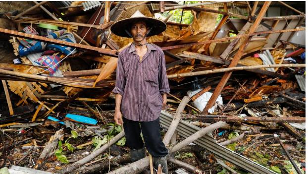 Pourquoi l'Indonésie est-elle régulièrement frappée par de graves catastrophes?