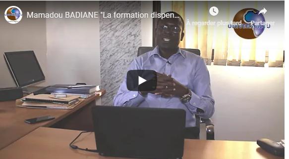 Mamadou BADIANE «La formation dispensée dans les écoles ne répond pas aux besoins des entreprises «