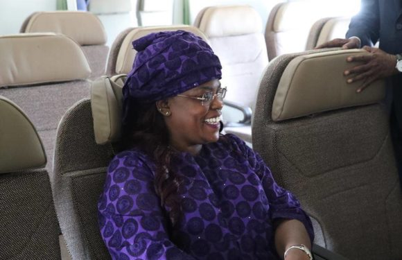 MARIEME FAYE SALL VOL AU SECOURS DE L'HOPITAL YOUSSOU MBARGANE DE RUFISQUE