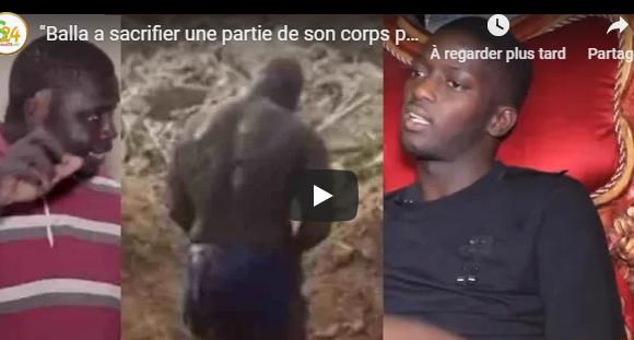 Vidéo: « Balla a sacrifier une partie de son corps pour.. »,la réponse salée de khalil au frère de Modou