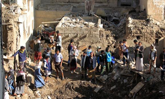 Coup de force de l'ONU pour asseoir la paix au Yémen
