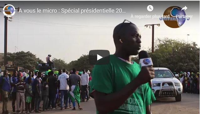 A vous le micro : Spécial présidentielle 2019 avec les militants de PUR