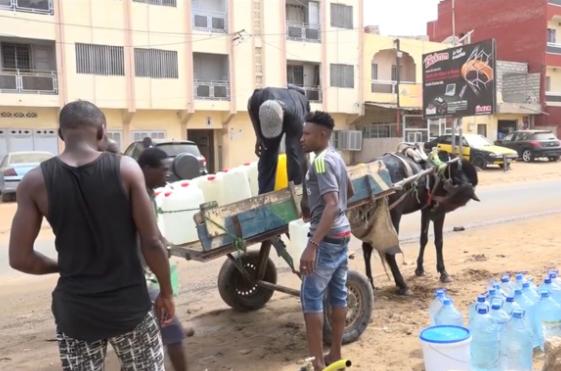 Une pénurie d'eau dans plusieurs quartiers à Touba