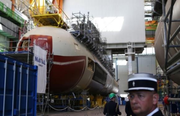 Australie et France signent le «contrat du siècle» pour 12 sous-marins