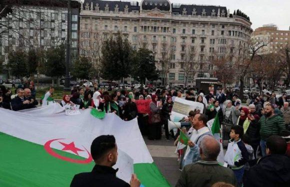Genève: sit-in des Algériens devant l'hôpital où réside Bouteflika