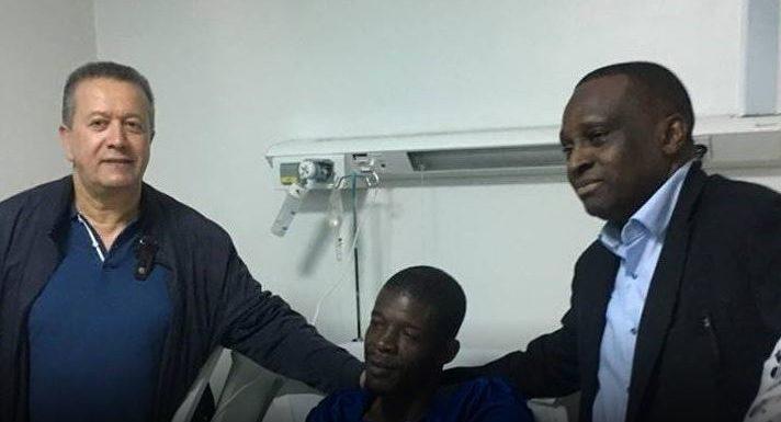 La FRMF prend en charge les frais d'hospitalisation de Khadim Ndiaye