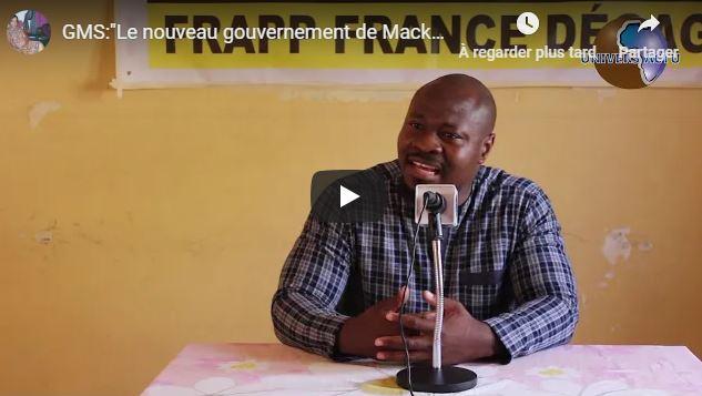 (vidéo) G.M.Sagna:»Le nouveau gouvernement de Macky SALL reflète la monarchie du parti au pouvoir»