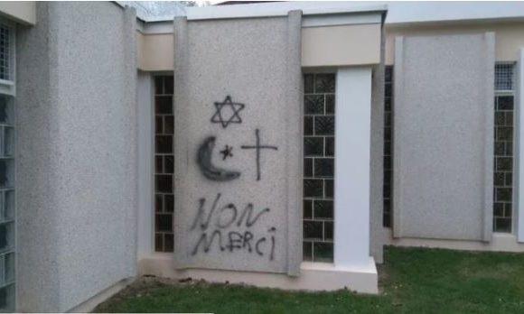 France: des tags antimusulmans sur trois mosquées à Rennes