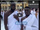 Pape Ndaiye Souare ,Gana Gueye et Cheikhou Kouyate à la Mecque