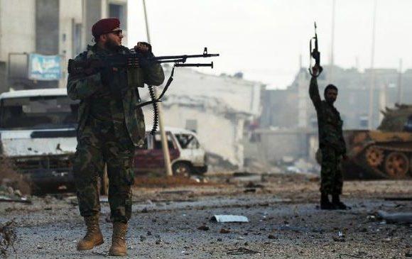 Au moins 345 morts en Libye en moins d'un mois, selon l'OMS