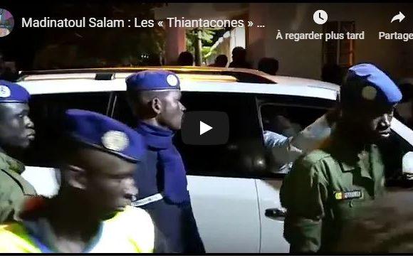 Madinatoul Salam : Les « Thiantacones » très remontés contre les fils de Cheikh Béthio .