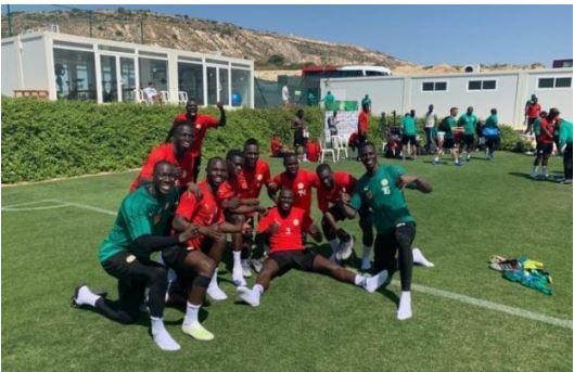 CAN 2019 : Les Lions jouent leur premier match de préparation, aujourd'hui