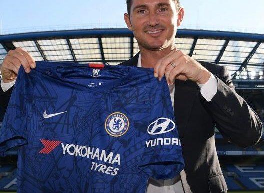 Officiel: Lampard nouveau coach de Chelsea