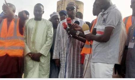Mamadou Lamine Diallo :»Que fait le beau-père du Président Macky Sall à la tête de Petrosen ?»
