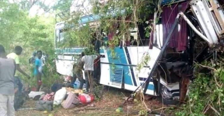 Bignona : Quatre morts et beaucoup de blessés dans un accident