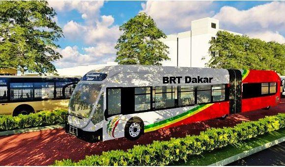 El Hadj Oumar Youm: «Les travaux du projet Bus Rapid Transit (BRT) ont atteint un niveau d'exécution de 10%»