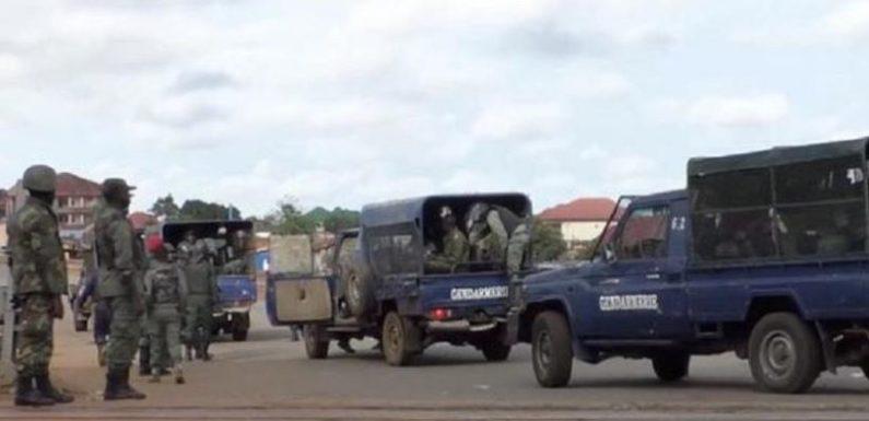 Guinée : Les autorités interdisent la marche du 29 septembre du FNDC