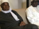 Me Abdoulaye Wade chez Pape Diop