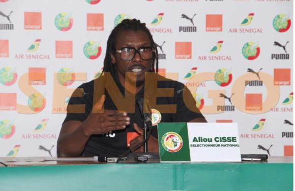 CAN 2021: les conseilles de Aliou Cissé aux lions