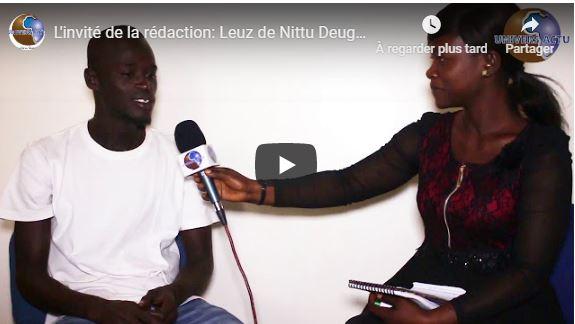 L'invité de la rédaction: Leuz de Nittu Deug valeurs