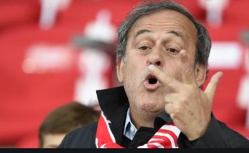 « La var est une belle merde » a dit M. Platini