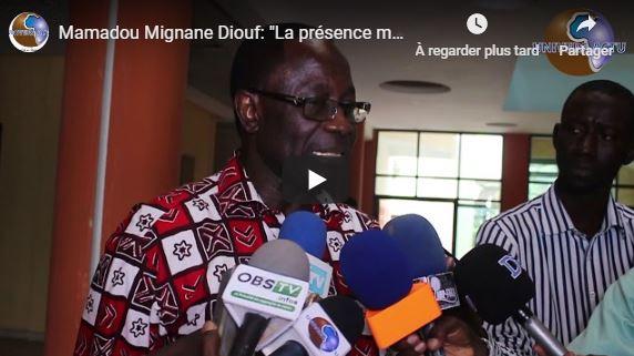 Mamadou Mignane Diouf: «La présence militaire étrangère en Afrique mène vers une recolonisation»
