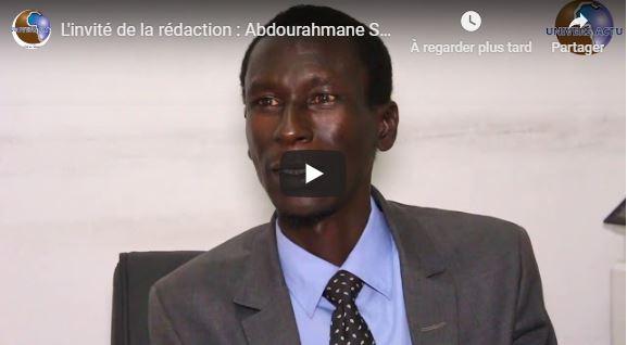 L'invité de la rédaction : Abdourahmane Sow le Président du COS M23