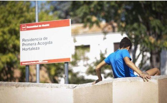 Madrid: un homme lance un engin explosif sur un centre de mineurs, où se trouvent des Marocains